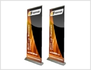 Roll-up Banner Displays
